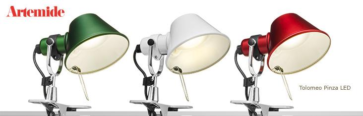 Artemide tolomeo led verlichting lampen kopen op for Artemide verlichting