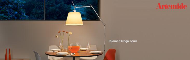 artemide tolomeo mega verlichting lampen kopen op. Black Bedroom Furniture Sets. Home Design Ideas